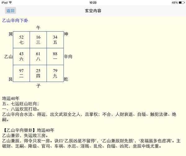苹果电子罗盘专用八宅玄空风水软件 - 柘城县周易 ...