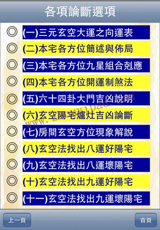 台湾三元玄空电子罗盘